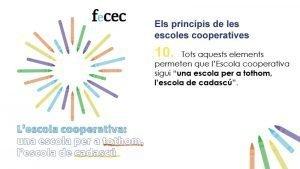 Principis EscolesCoop