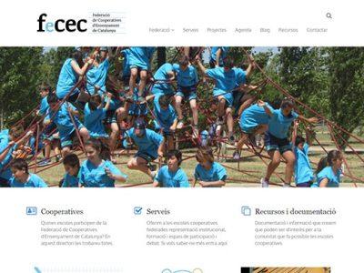 Nova imatge de la FeCEC