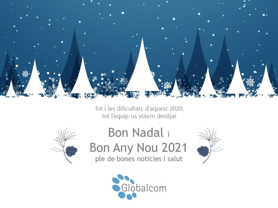 Bon Nadal 2020 Globalcom